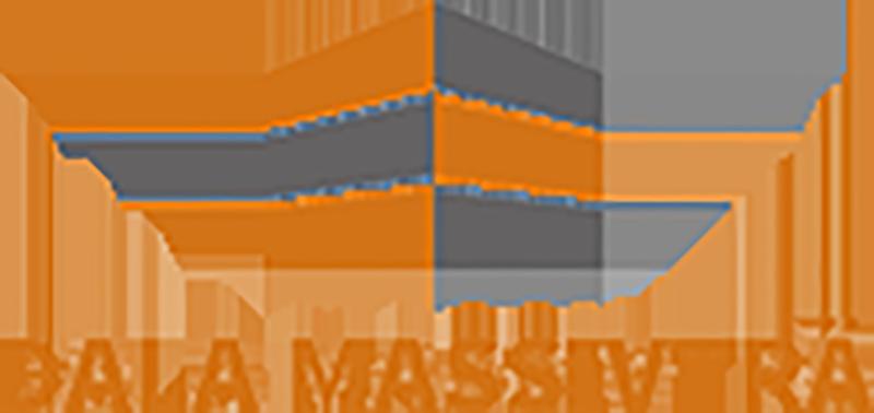 Dalamassivträ logo