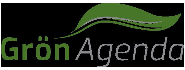 Grön Agenda logotyp