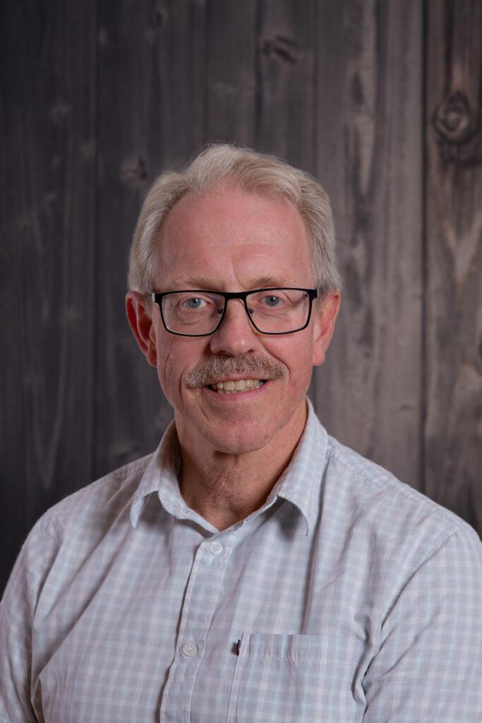 Porträtt - Åke Persson